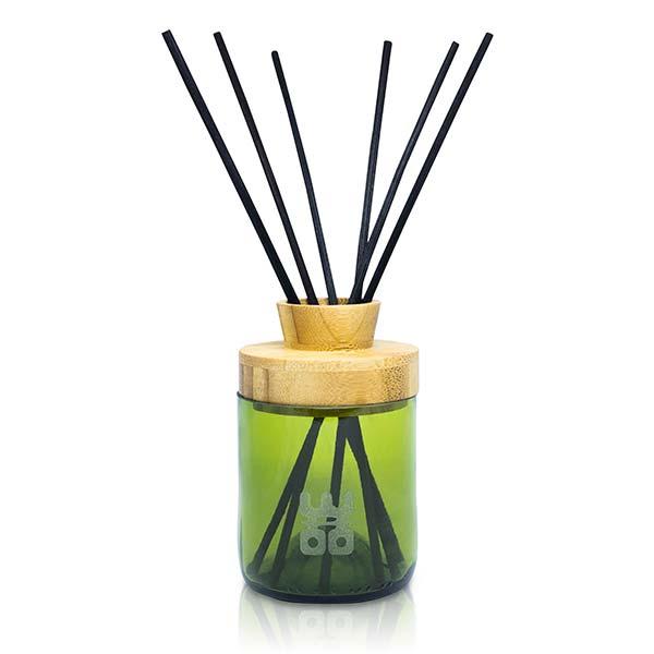 woo perfume diffuser green 100ml
