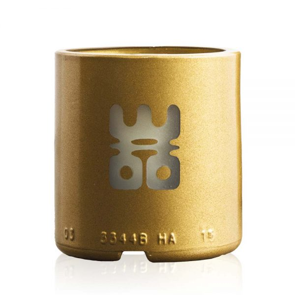 woo lucky candle gold small